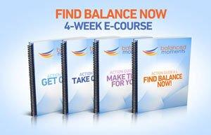 Find Balance e-Course