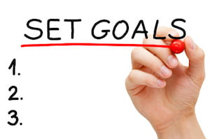 6 steps for setting and achieving your goals