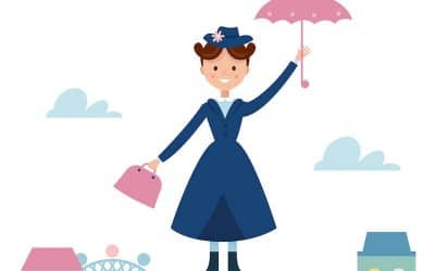 Three Magical Lessons from Mary Poppins