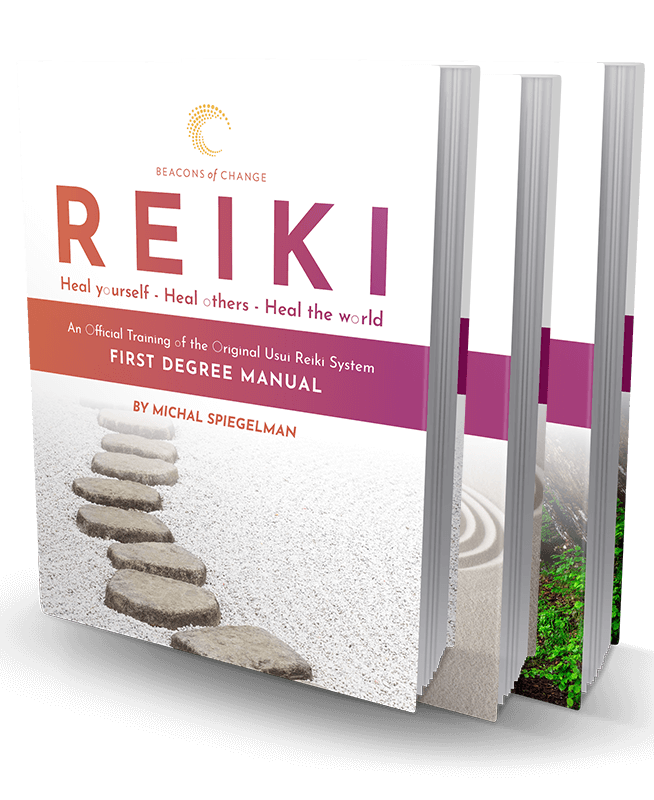 Reiki 1 2 and master manuals