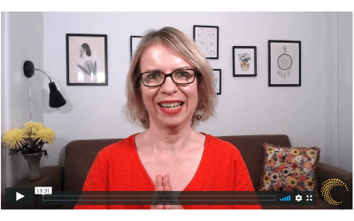 "[Video] Ease up the overwhelm with the ""Shift to Love"" Practice"