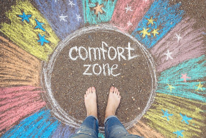 The Truth About Stepping Out of Your Comfort Zone