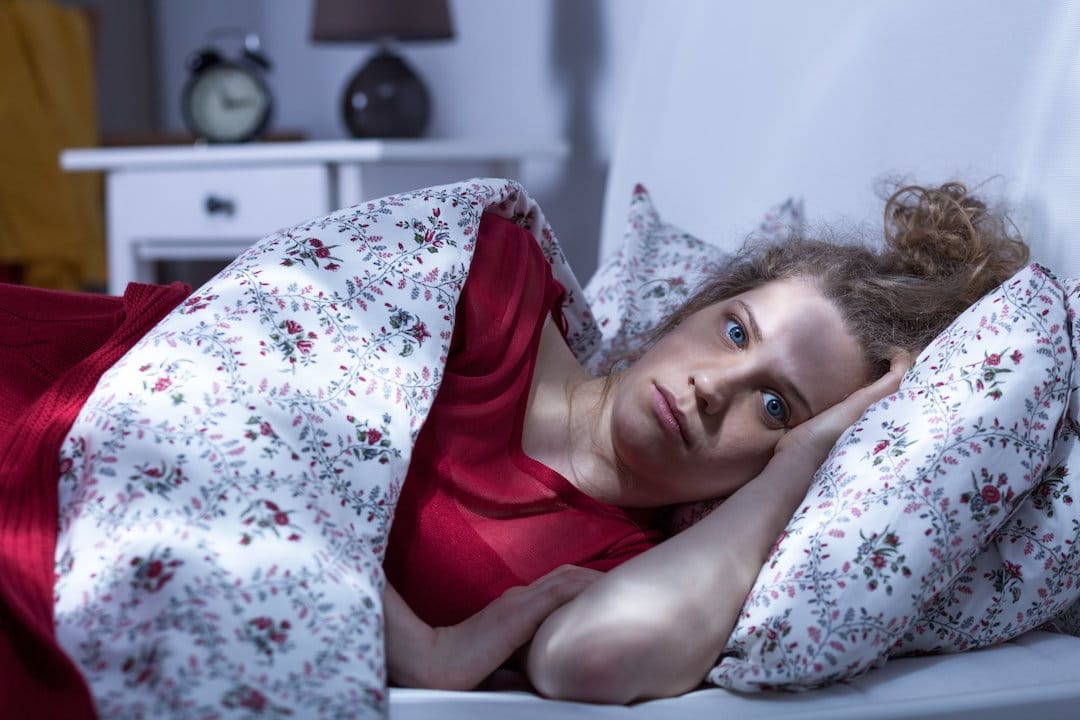 Three remedies for too much stress and not enough sleep