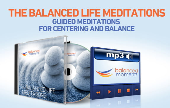 balanced life meditations