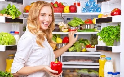 Want to be consistent with healthy eating and exercise?