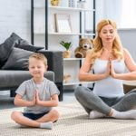 mindfulness practice for moms and children